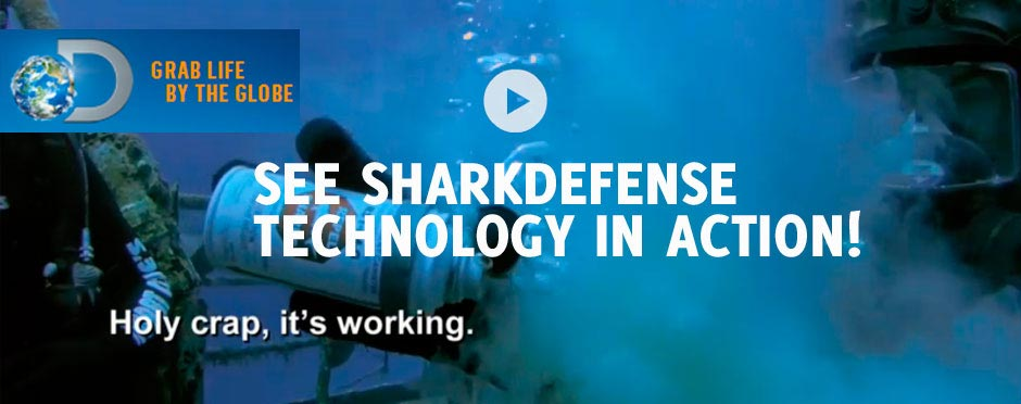 See Sharkdefense Technology in Action